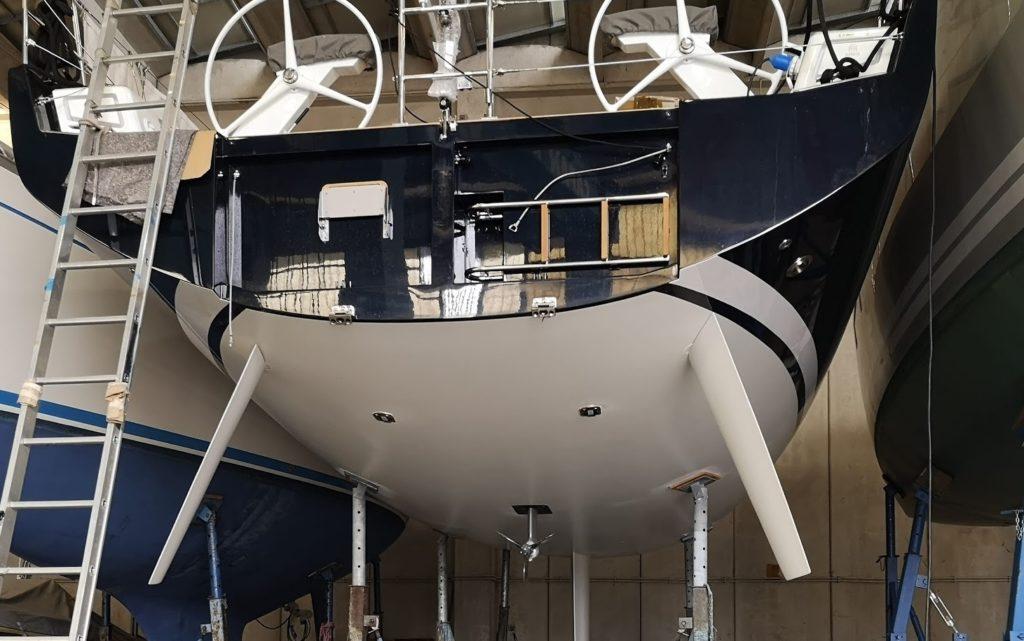 Solaris 44.2 boat